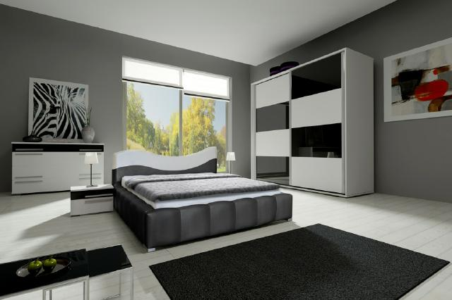 komplettes schlafzimmer jugendzimmer zimmereinrichtung havana jvmoebel. Black Bedroom Furniture Sets. Home Design Ideas