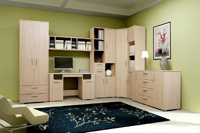 computertisch tisch holztisch tische computer schreibtisch schreibtische b ro. Black Bedroom Furniture Sets. Home Design Ideas