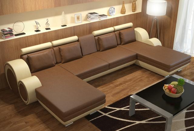 sofa u form angebote auf waterige. Black Bedroom Furniture Sets. Home Design Ideas
