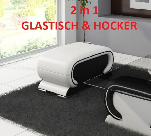 couchtisch und clubtisch tisch vigo design ledertisch online kaufen. Black Bedroom Furniture Sets. Home Design Ideas
