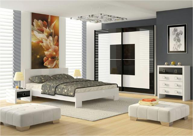 komplettes schlafzimmer jugendzimmer zimmereinrichtung. Black Bedroom Furniture Sets. Home Design Ideas