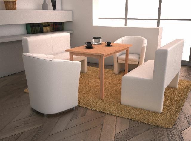 sofort lieferbar esszimmer gruppe set leder garnitur bank. Black Bedroom Furniture Sets. Home Design Ideas