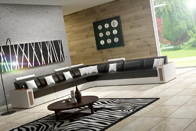 jvmoebel designer ledersofa ecksofa sgs01 l form ii ch. Black Bedroom Furniture Sets. Home Design Ideas