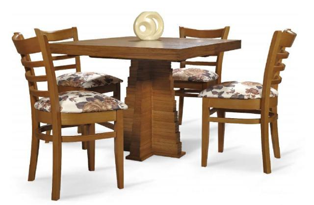 designer tisch esstisch xxl 110 184cm konferenz. Black Bedroom Furniture Sets. Home Design Ideas