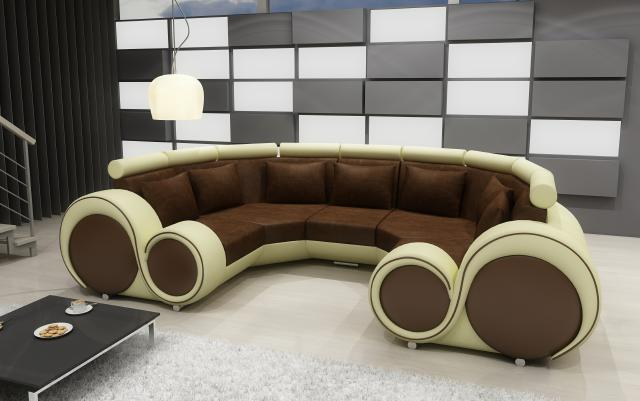 sofas und ledersofas berlin viii designersofa ecksofa bei jv m bel. Black Bedroom Furniture Sets. Home Design Ideas