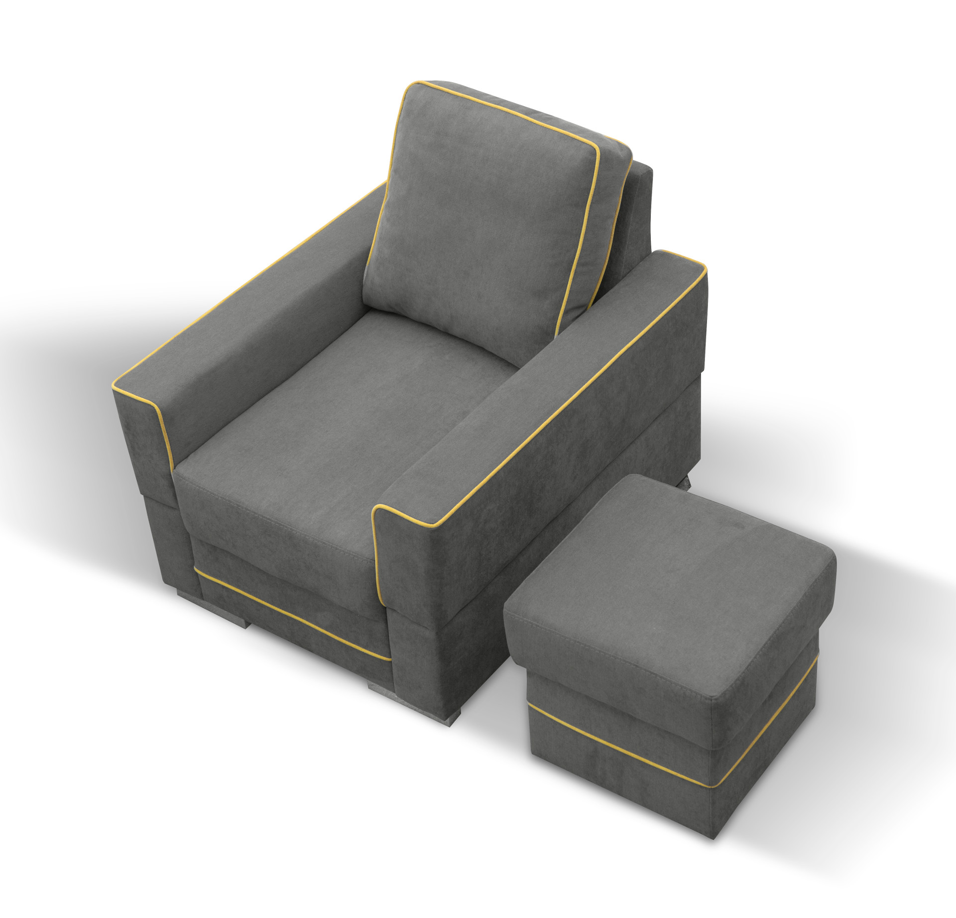 Swell Couch Designer Polster 1 Textil Fernseh Sessel Couch Sitzer Cjindustries Chair Design For Home Cjindustriesco
