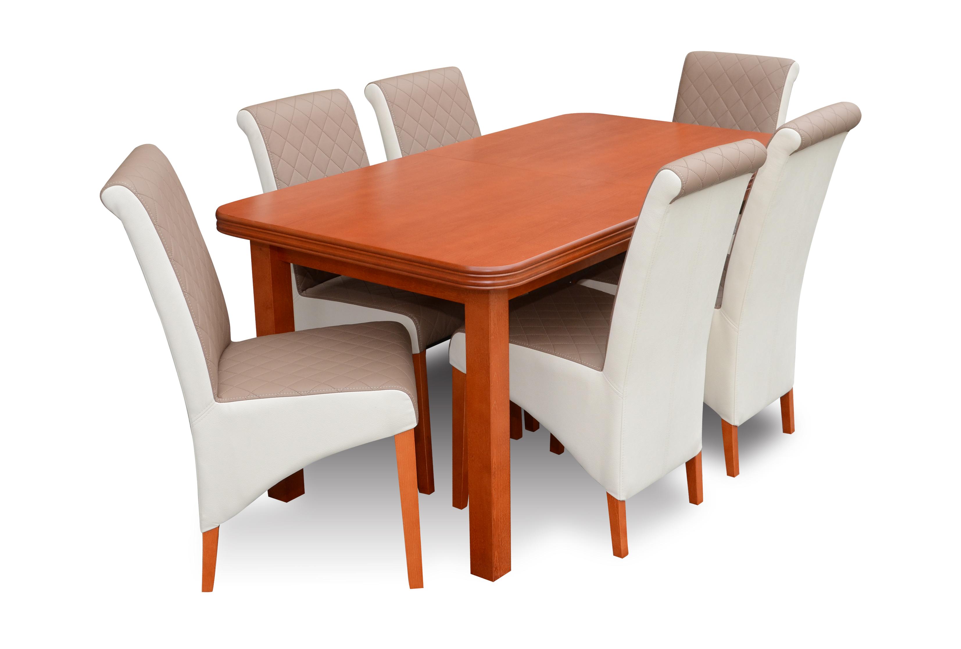 Moderne Holz Tisch Und Stühle Garnitur Esszimmer Set