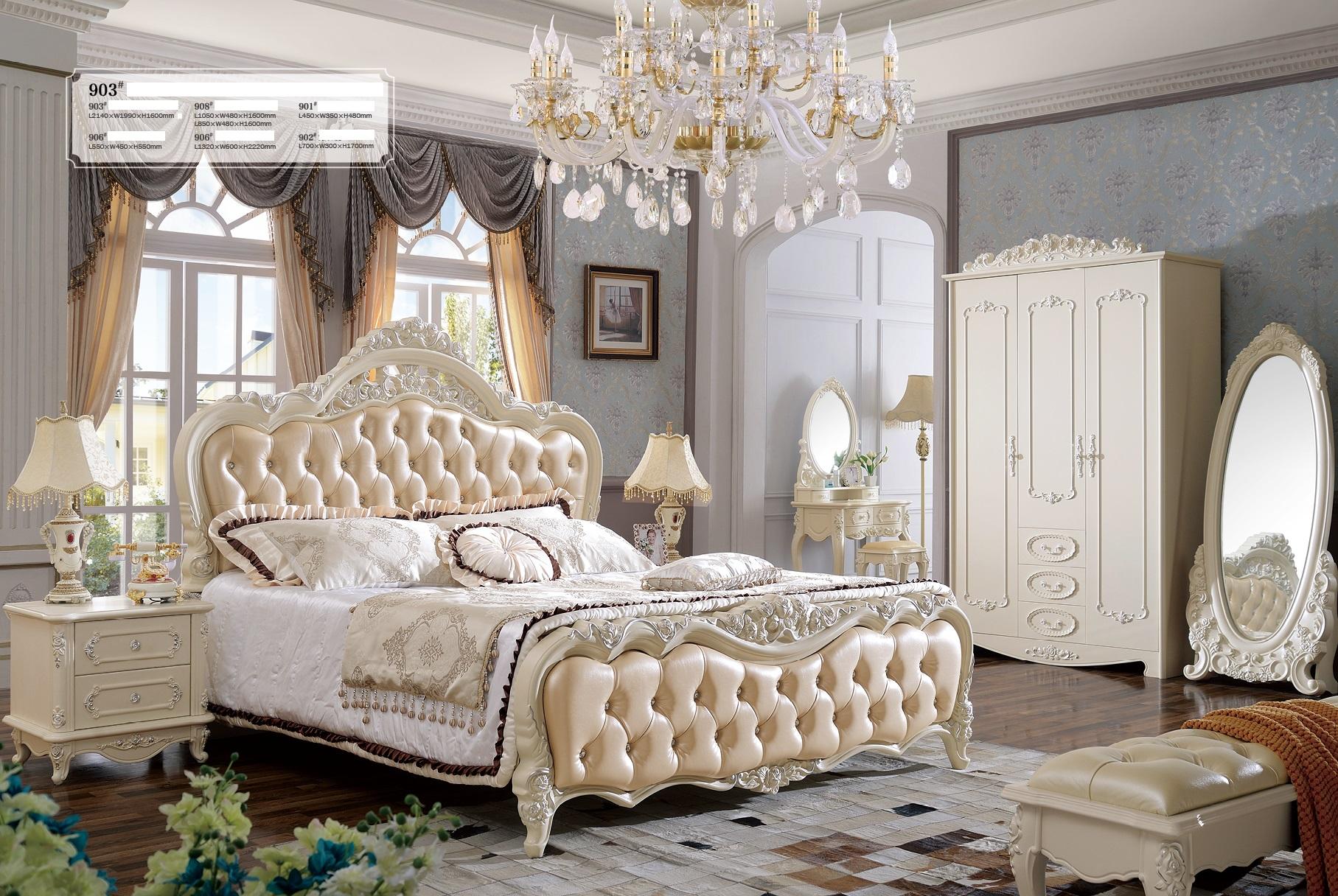 Design Schlafzimmer Garnituren Komplett Schrank Bett ...
