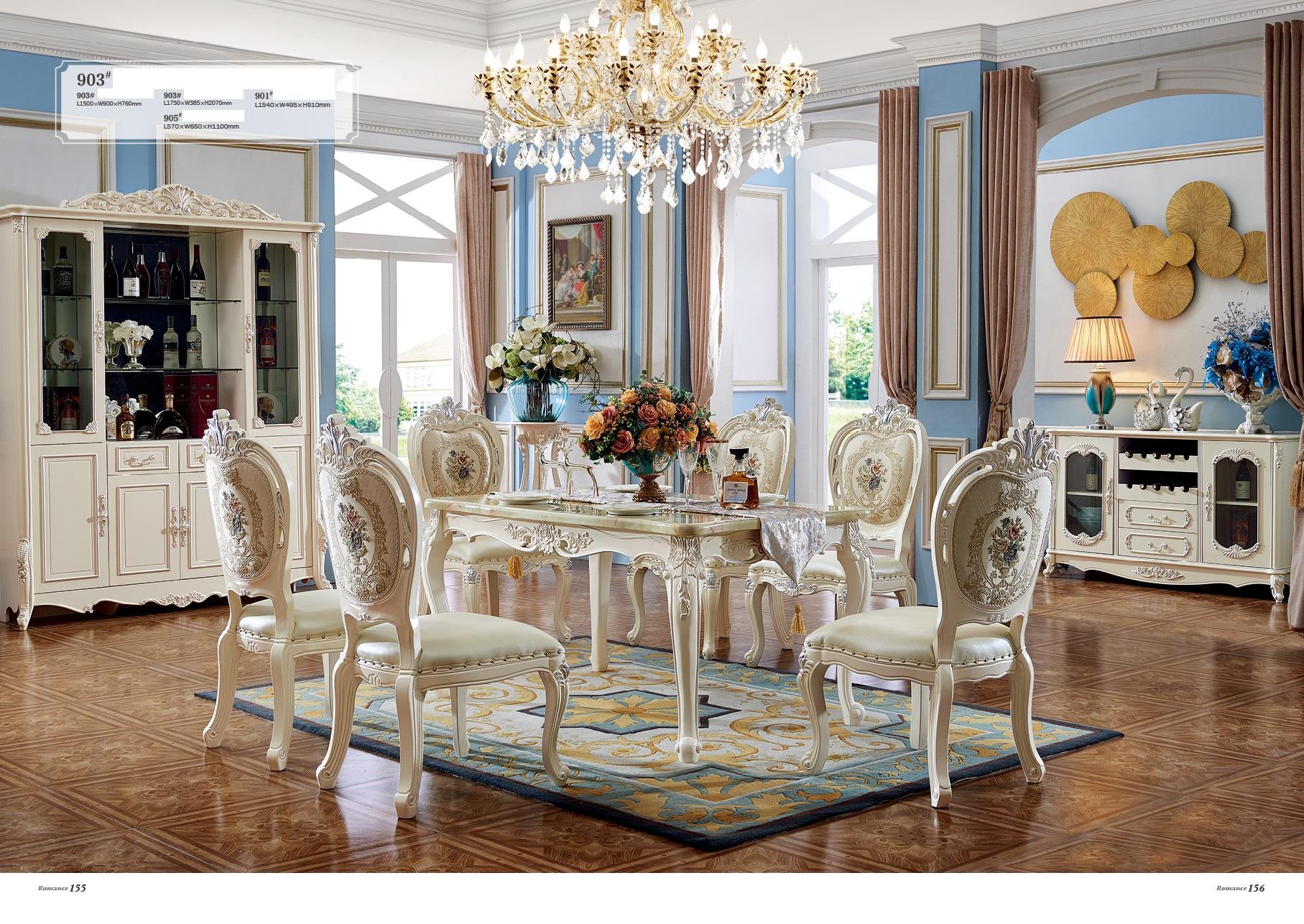 4x stuhl klassische rokoko barock sessel st hle lehn stuhl for Stuhle sofort lieferbar