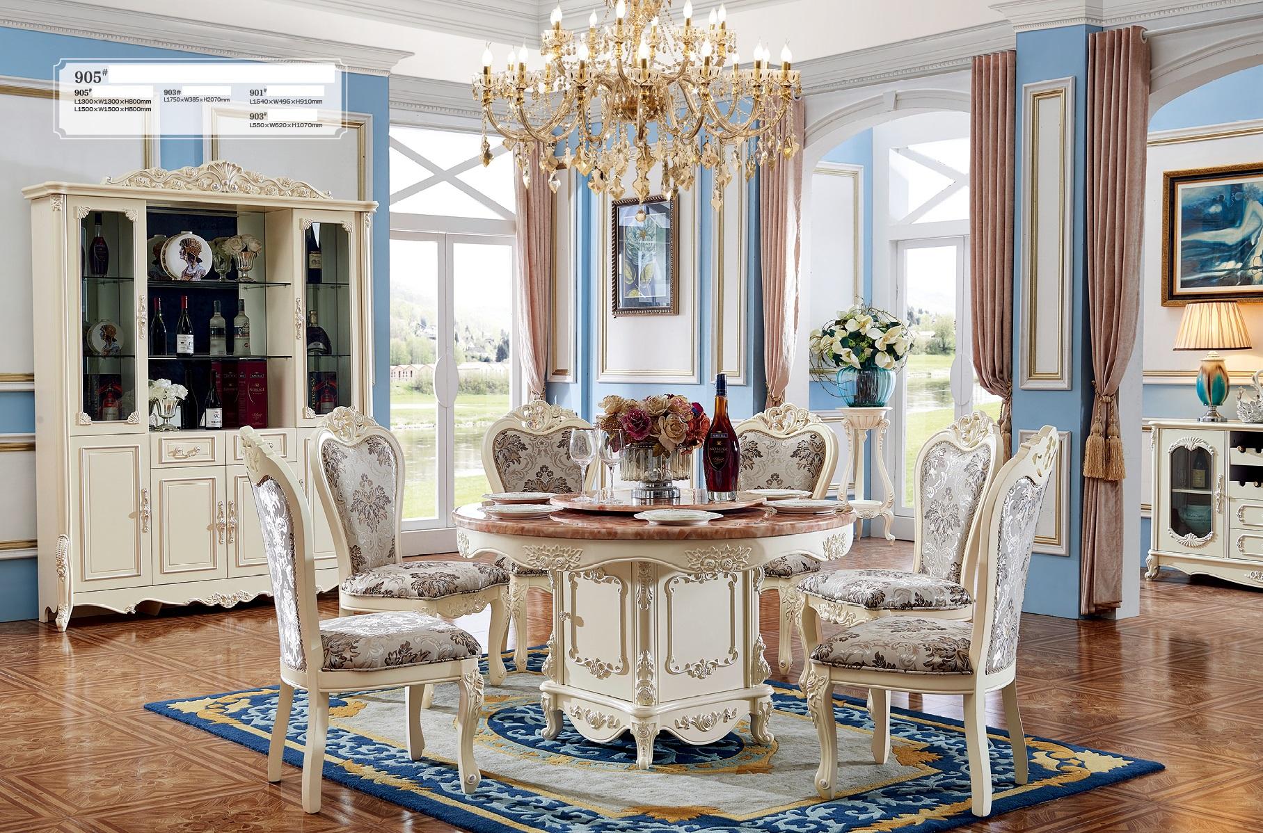 8x stuhl klassische rokoko barock sessel st hle lehn stuhl for Stuhle sofort lieferbar